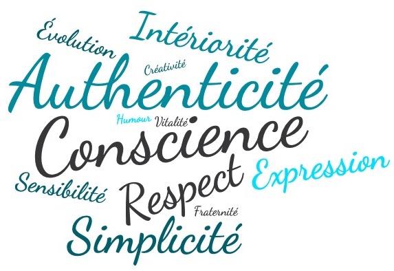 Évolution Conscience Authenticité Vitalité Simplicité